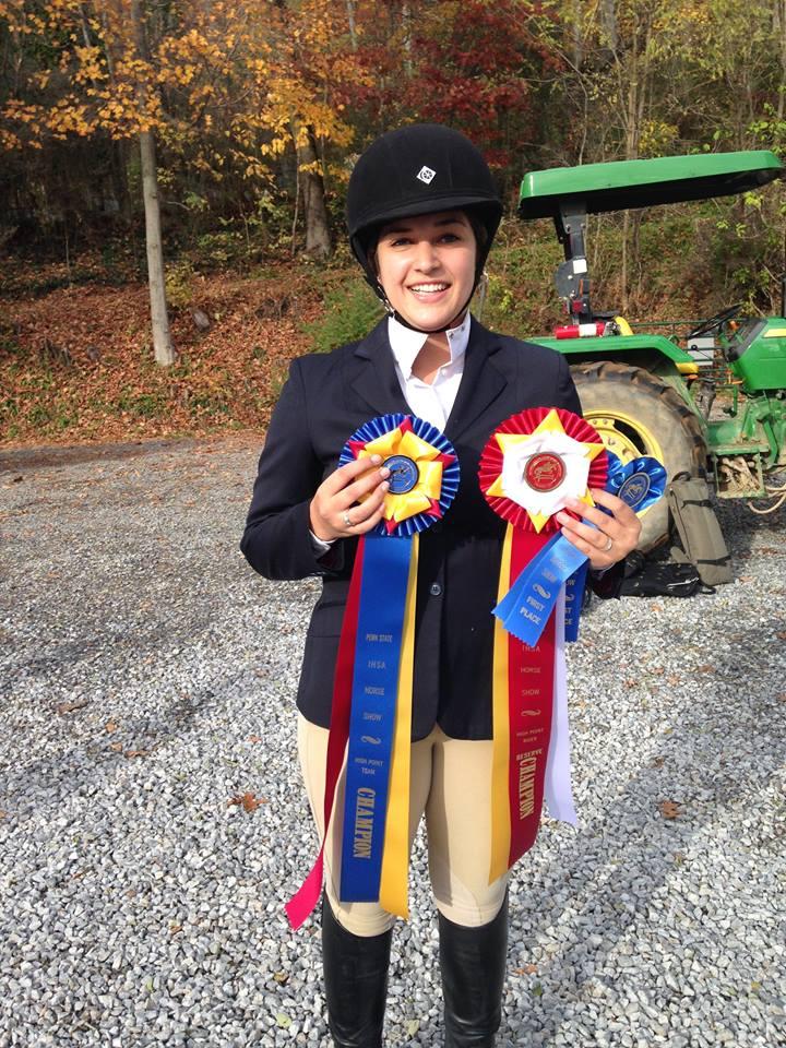 Kiren Equestrian Ribbons